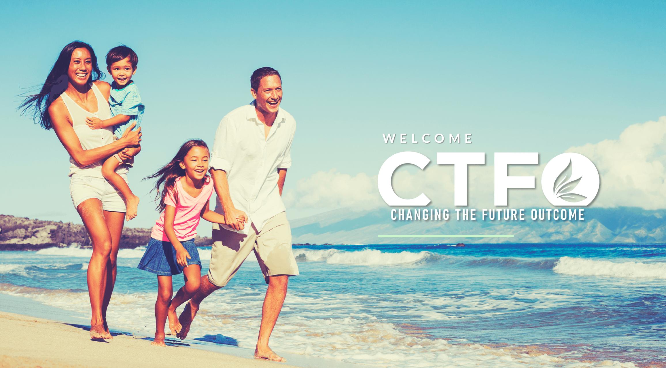How To Become A CBD Oil Distributor - CTFO Logo