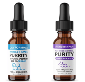 Honest Paws Dog treats - Purity Cat And Horse CBD Oil Image