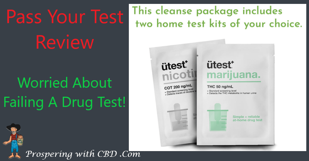 What Is Pass Your Test - Best Detox review- Featured Image