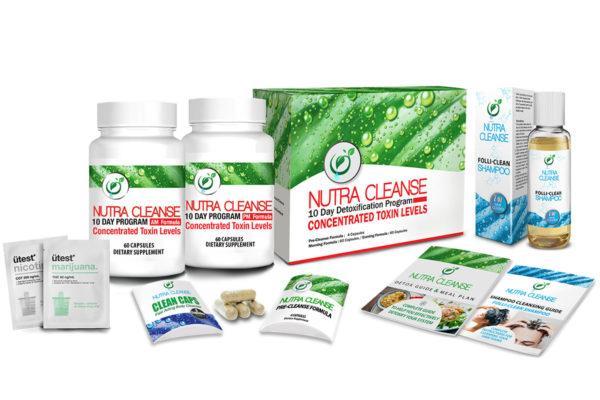 10-Day Detox Total Body Program