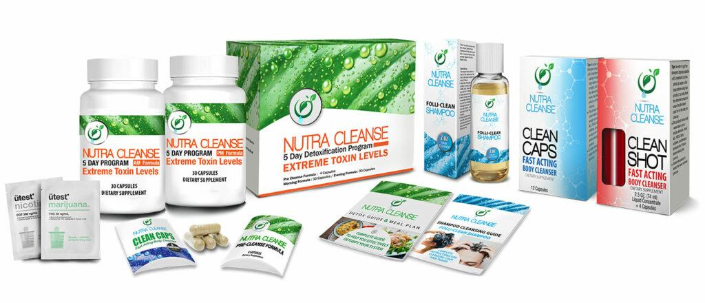 Pass Your Test Review - Detox Supplements