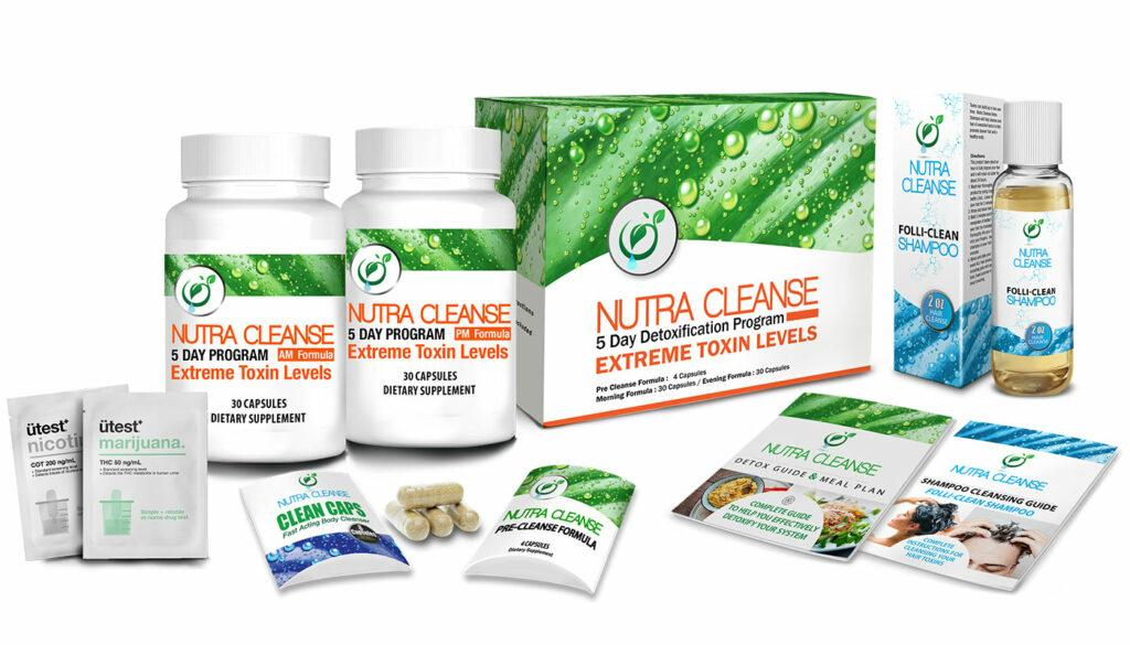5-Day Detox Total Body Program