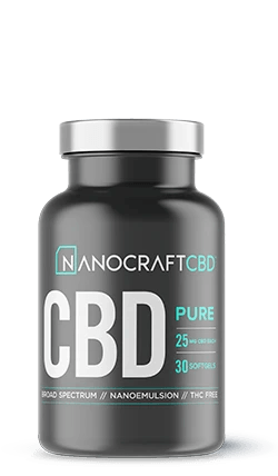 Nanocraft General Wellness Softgels