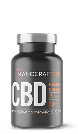 Nanocraft Inflammation Support Softgels