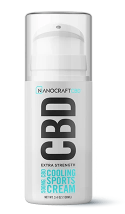 Nanocraft Cooling Sports Cream