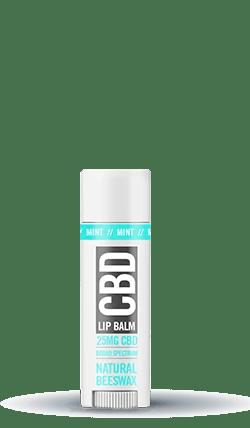 Nanocraft CBD lip balm