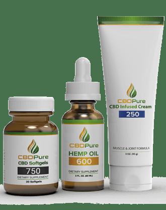 CBD Products Image