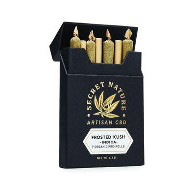 Secret Nature CBD Cigarettes
